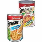 Campbell Spegetti